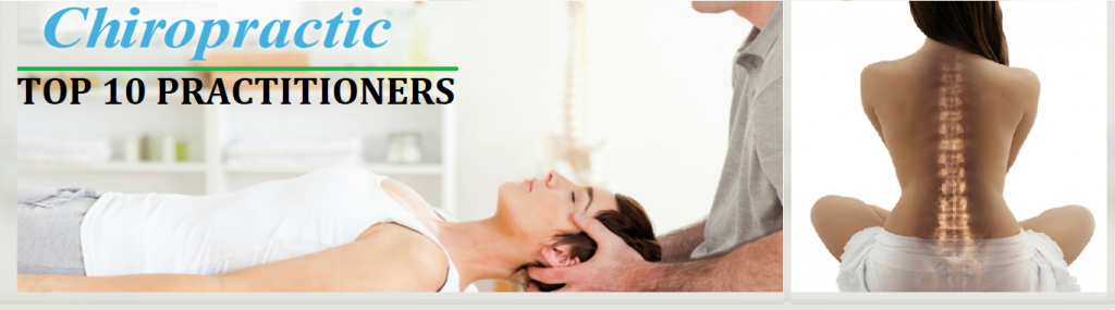 Chiropractic - TOP 10 Practitioners In Canada