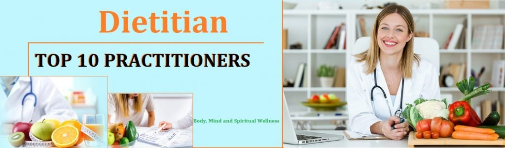 Dietitian- TOP 1O Practitioners In Canada