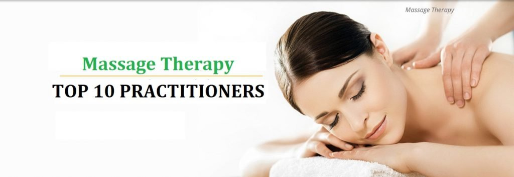 Massage Therapy, Top 1p practitioners in Canada
