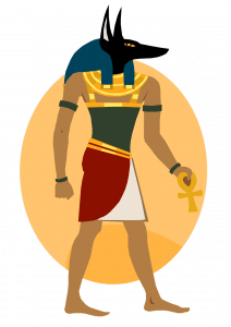 egyptian, god, deity