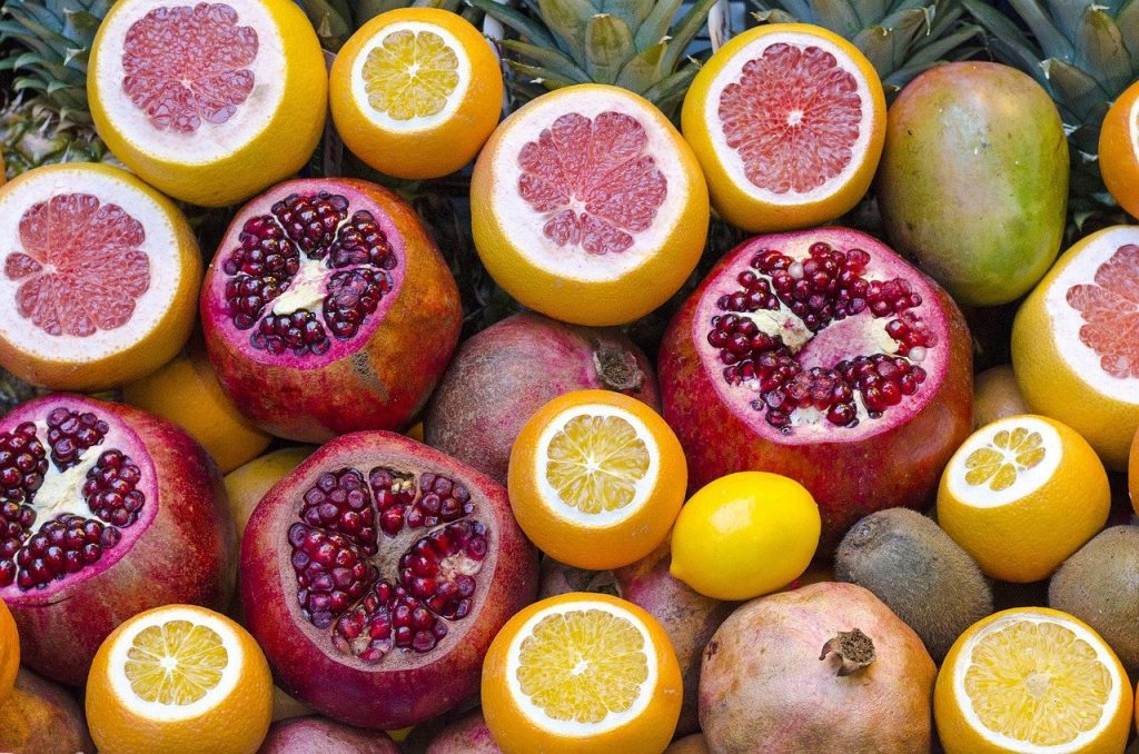 alternative therapies-fruits, refreshment, fresh