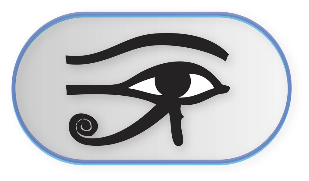 egypt, figure, graphics